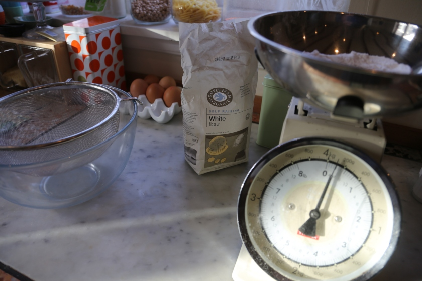 Doves Organic Flour