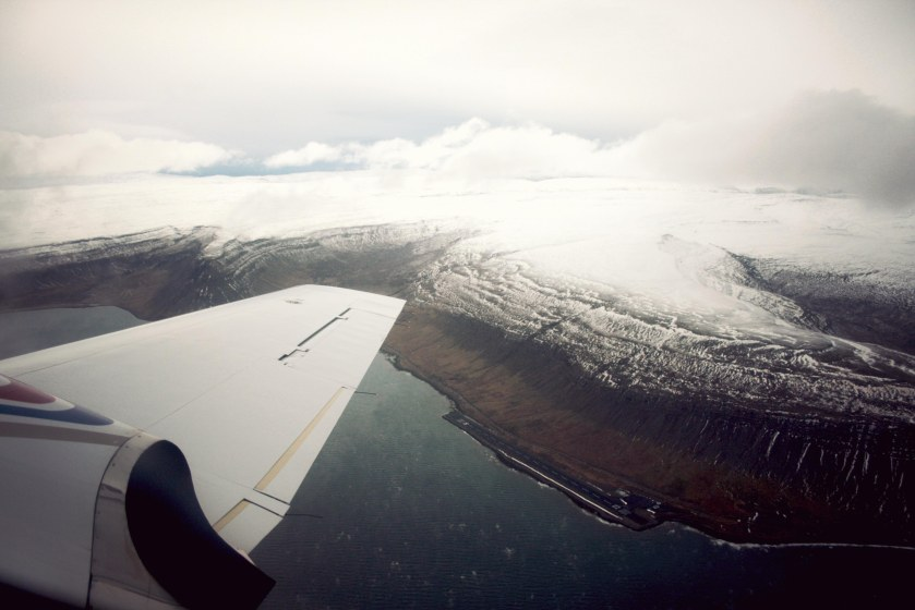 iceland flight