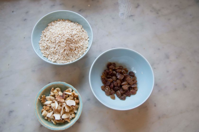 muesli ingrediens