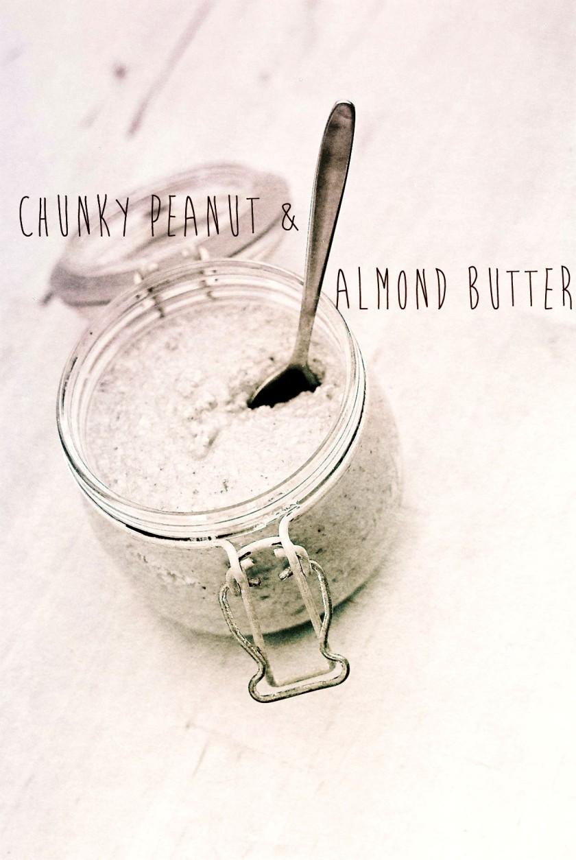 Chunky Peanutbutter