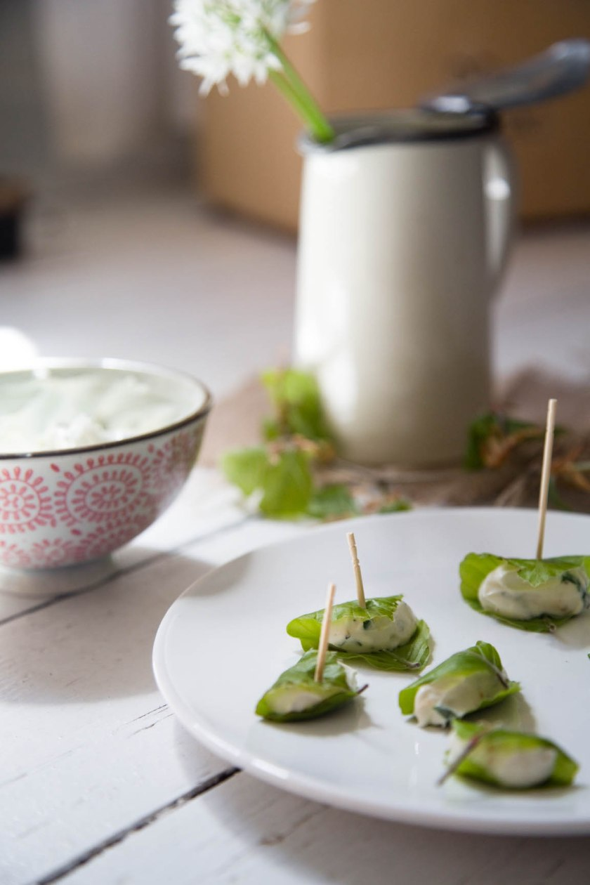 beech canapes