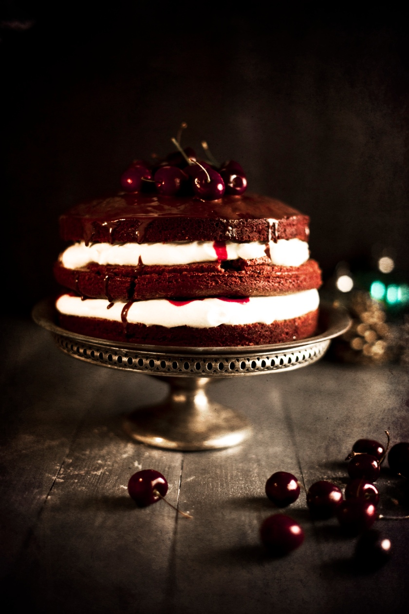 black forest cake anna pettigrew