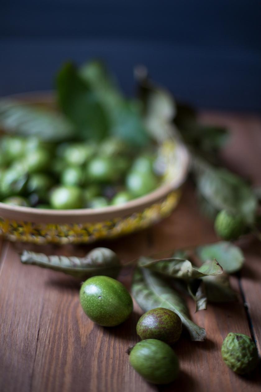 green walnuts (1 of 1)