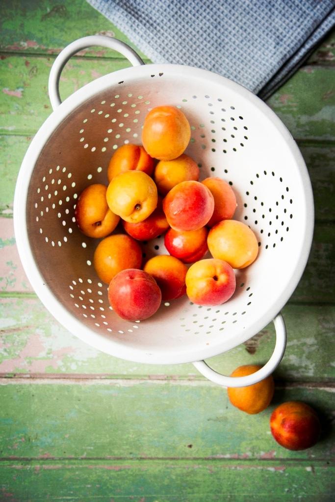 roast apricots