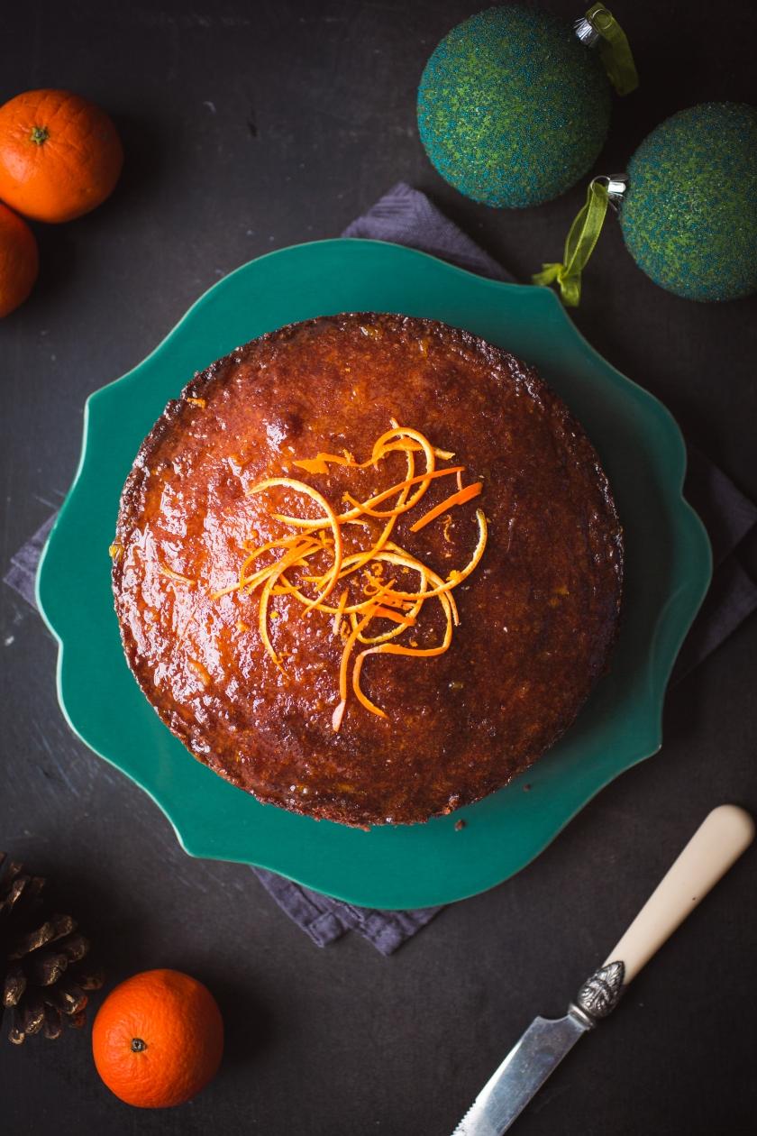 orange cake -1