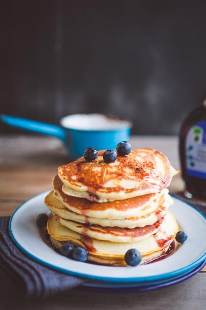 urtekram blueberry pankaces